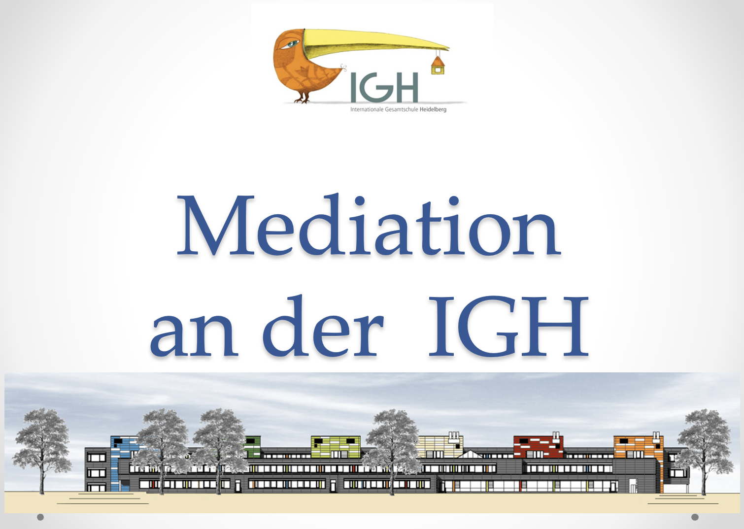 Mediation Bild